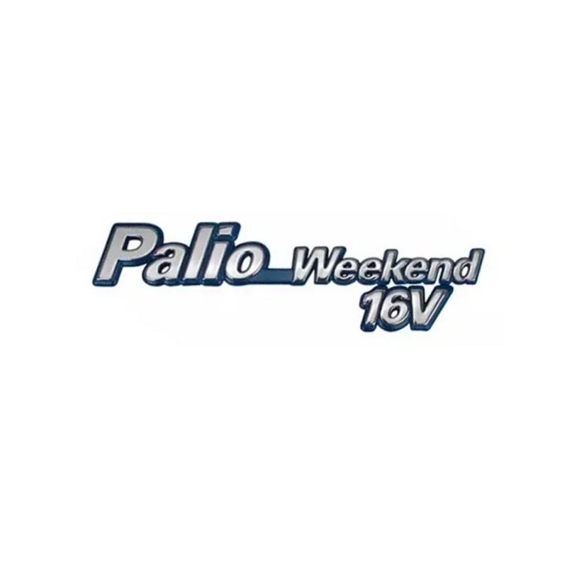 EMBLEMA PALIO WEEKEND 16V PORTAMALAS 96 1997 1998 1999 2000